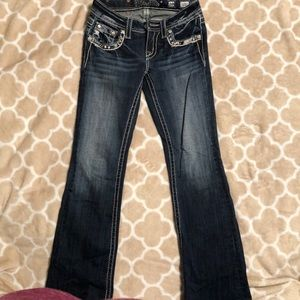 Miss Me size 10 (kids) jeans